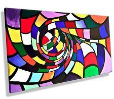 UNIKAT Leinwandbild ORIGINAL Wandbild Abstrakt HANDGEMALT modern Acryl Bilder