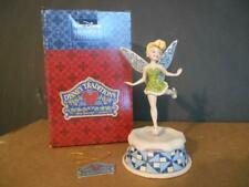 Jim Shore Disney Tinkerbell Ice Skating ~ Mint in Box!