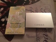 Clinique Powder Makeup - Acne Solutions- 14 Vanilla - New