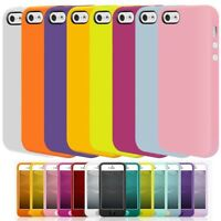Silicone TPU Tough Case Cover for iPhone 5/5S/SE(Old) Colors by SwitchEasy