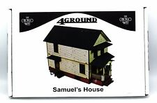 4Ground 28S-CHW-101 Samuel's House 28mm The Chicago Way Terrain Town Building