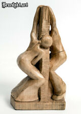 Scultura in legno | LUI E LEI | Benedykt Janaszek