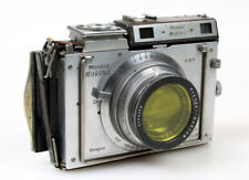 Plaubel Makina II S - Rare Vintage 6.5x9 Folding Camera w/ 2.9 100mm Lens