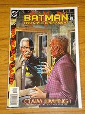 BATMAN LEGENDS OF THE DARK KNIGHT #119 VOL1 DC COMICS JULY 1999