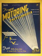 The New Mundo Del Motor Enciclopedia 1937 - Part 31 -Estándar-Volante-Suspensión