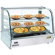 CD232 Gastronomie Warmhaltevitrine Heisse Warme theke Pizzatheke Warmhaltetheke