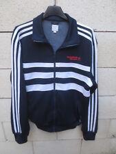 Veste ADIDAS rétro vintage style FIRST Original Sport jacket tracktop M
