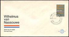 Paesi Bassi 1968 olandese INNO NAZIONALE FDC primo giorno Coperchio #C 27334
