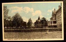 1921 POSTCARD-CAMPUS AT BESSIE TIFT COLLEGE, FORSYTH, GA.