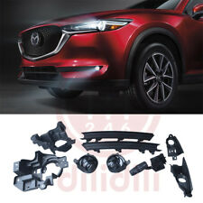 LED  Fog Lights Lamp Kit  for Mazda CX-5 CX5 With Auto