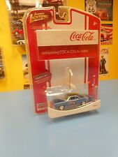 "Johnny Lightning Coca Cola Limited Edition 1969 Dodge Dart R5 ""New"""