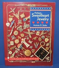 Book Antique Sweetheart Jewelry by Nick Snider Signed