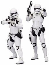 Kotobukiya Artfx+ Star Wars Force Awakens First Order Stormtrooper 2 Pack Figure