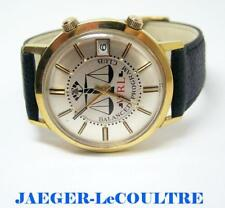Vintage JAEGER-LeCOULTRE Automatic MEMOVOX Alarm Watch 1960s Cal.K916 Ref