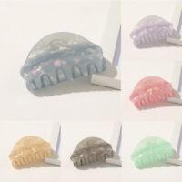 Acrylic Hair Claw Hair Clip Head-wear Crab US Claws Hairpins Hair Accessories