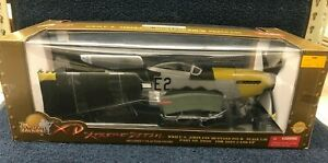 The Ultimate Soldier XD WWII US Airplane Mustang P51-D No 10100 1/18 scale