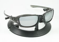OAKLEY FIVES SQUARED GREY SMOKE FRAME / REVANT TITANIUM POLARIZED CUSTOM