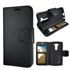 Synthetic Leather Standard Wallet Case Cover for LG G3 S / Beat / Mini