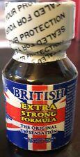 British UK Formula Nail Polish Remover 10ml
