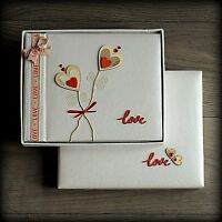 Luxury Personalised Valentines Day OR Wedding Photo Album/ Gift Handmade Boxed