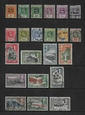CEYLON useful KGV used collection CV? (22)