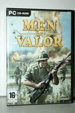 MEN OF VALOR GIOCO USATO OTTIMO STATO PC CDROM VERSIONE ITALIANA GD1 39704