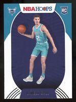 2020-21 Panini NBA Hoops LAMELO BALL Rookie Card RC #223 Charlotte Hornets E8
