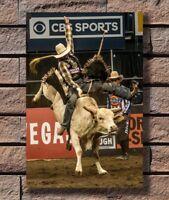 P4767 Art Professional Bull Riders (PBR) Poster Hot Gift 14x21 24x36