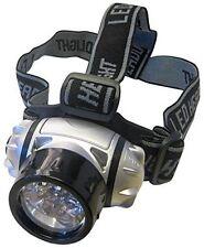 7 LED HEADLAMP HEAD LIGHT ULTRA BRIGHT TORCH CAMPING HIKING WALKING HUNT LIGHT