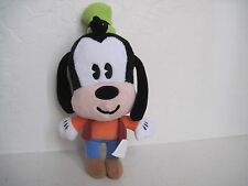 "Disney CUTE GOOFY BIG HEAD SMALL BODY 9"" Plush Stuffed Animal"
