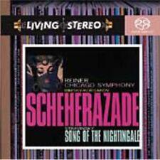 Scheherazade - Rimsky-Korsakov/Stravinsky (2005, SACD NUEVO) Sacd