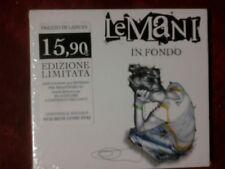 LE MANI- IN FONDO (2007). CD NUOVO SIGILLATO.