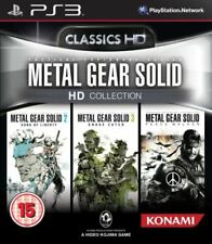 Videojuegos Metal Gear Solid Sony PlayStation 3
