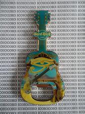 Hard Rock Cafe Sharm el Sheikh - Eye of Ra - Guitar & Logo Magnet Bottle Opener