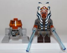 NEW LEGO STAR WARS Minifigures: SW AHSOKA TANO & C1-10P DROID Rebels Set 75158