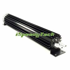 18 INCH FINNED DUAL PASS OIL COOLER CHAMBER TRANSMISSION ALUMINIUM