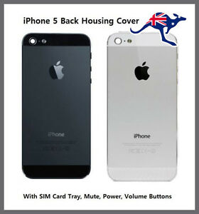 Apple iPhone 5 Back Cover Housing Replacement
