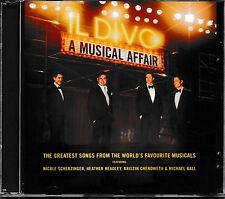 IL DIVO - A Musical Affair  -CD-  NEU&UNGESPIELT!