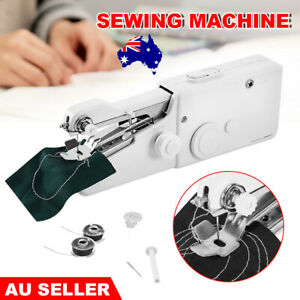 Portable Cordless Sewing Machine Hand Held Home Stitching Multi-Function Tools