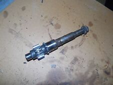 honda ch80 elite 80 transmission input drive shaft 1986 1987 1988 1989 1990 1991