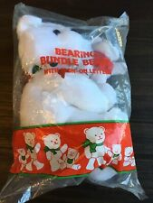 Vintage Avon Bearing Bundle Bears (1988) - NIP and Sealed