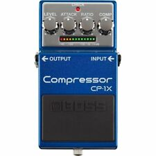 BOSS CP-1X Compressor GUITAR EFFECTS PEDAL w/ Free Pick