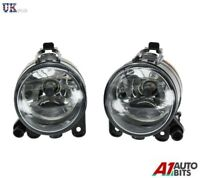 VW VOLKSWAGEN GOLF MK5 5 2003-2009 FOG LIGHTS LAMPS SET L+R NEW WITH HB4 BULBS