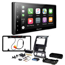 Apple Car Play Radio Stereo Dash Install Kit for 2015 -17 Ford F150 F250