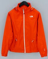 Women The North Face Jacket HyVent Hiking Camping Waterproof M UK12 ZIA346