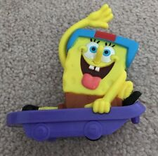 McDonalds SpongeBob Skateboarding Toy