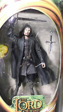 """Lord of the Rings """"STRIDER""""  Fellowship of the Ring  Action Figure Toy Biz V-53"""