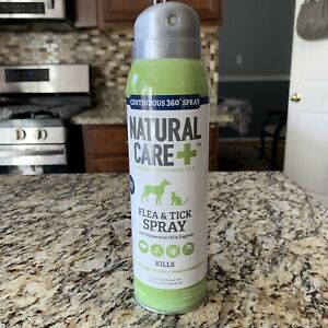 Natural Care Flea And Tick Spray For Dogs And Cats | NOT BRAND NEW