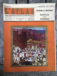 L'ATLAS - Numéro Spécial - Numéro 840 bis - Printemps 1937
