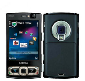 Unlocked Original NOKIA N95 8GB Mobile Phone 3G 5MP Wifi GPS 2.8''Screen GSM